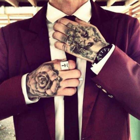 Hand Tattoos For Men Designs And Ideas For Guys