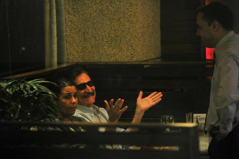 Belchior foi para um hotel após deixar o shopping, não consumiu nada e nem se hospedou no local:imagem 2