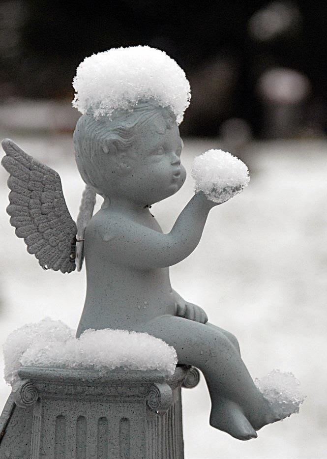 snow ángel