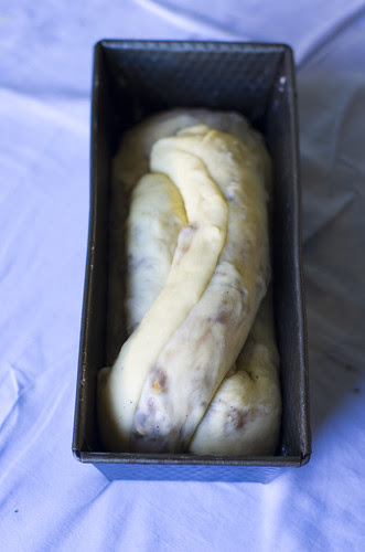 Rull vormis / Rolled up and in the loaf pan