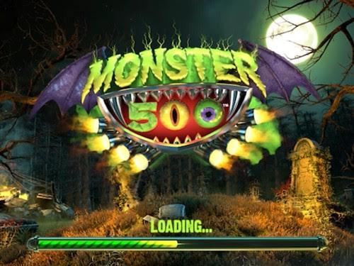 Monster 500 splash