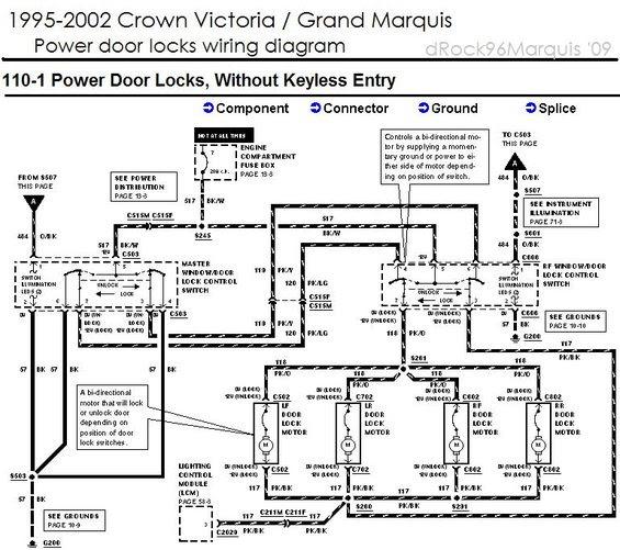 2005 Mercury Grand Marquis Door Lock Wiring Diagram Wiring Diagrams Deliver Deliver Miglioribanche It