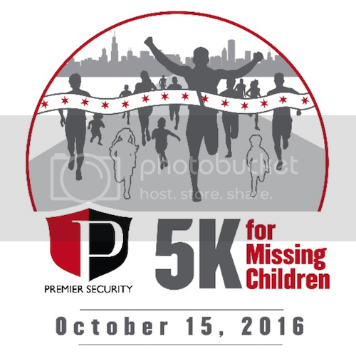 5k for Missing Children