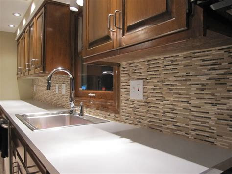 tiles  kitchen  splash  solution  natural