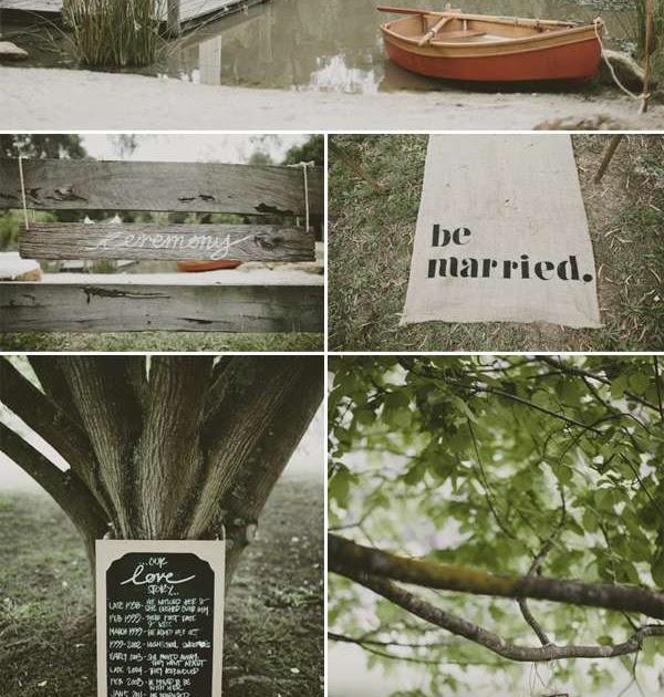 HEY LOOK: A CASUAL BACKYARD WEDDING