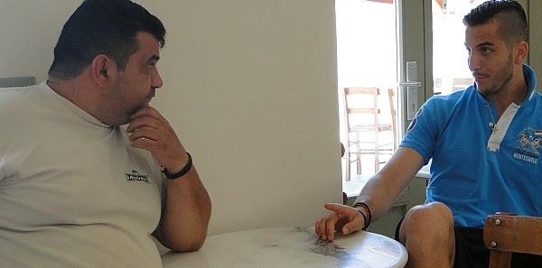 Ο Κώστας Μανωλάς μιλά στο S.C. για την καριέρα του – Τι λέει για την πρώτη του ομάδα τον Πανναξιακό; - Ποια ομάδα δουλεύει καλύτερα στη Νάξο κατά τη γνώμη του; - Πως είναι η ζωή στην Ιταλία και την Ρώμη;