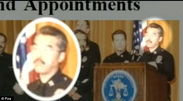 Taunted: Randall Quan was an LAPD captain who retired to become a lawyer. He represented Dorner at the police board hearing where he was stripped of his badge