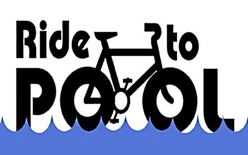ben's ride to pool logo