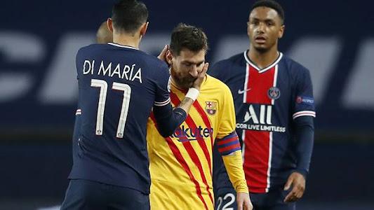 Barcelona Tersingkir dari Liga Champions Usai Dibendung PSG