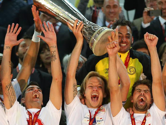 SEVILLA CAMPEON EUROPA LEAGUE 2014
