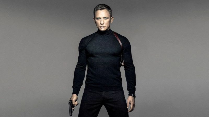 EON and MGM Partner with Universal for Bond 25 release