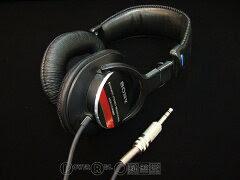日本のスタジオ定番。完全業務仕様プロフェッショナル・レコーディングヘッドフォン。SONY MDR-...