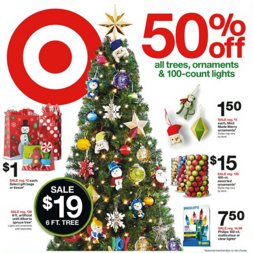 christmas tree decorations target christmas decorating - Target Christmas Decorations Sale