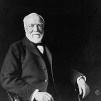Andrew Carnegie, three-quarter length portrait, 1913.