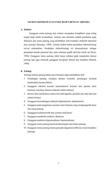 laporan pendahuluan - Karya Tulis Ilmiah