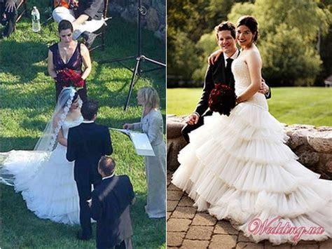 america ferrera's wedding gown/veil.   America Ferrera