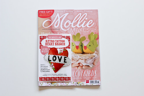 Mollie Makes - Issue 36 by Jeni Baker