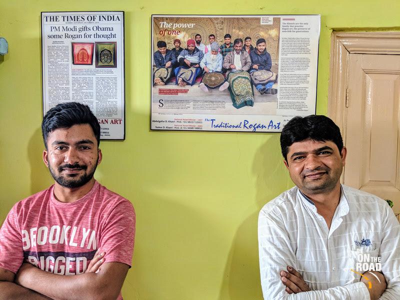 The Khatri brothers of Nirona, Kutch