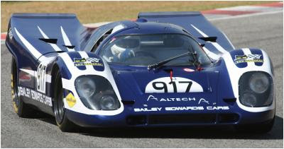 Bailey Porsche 917