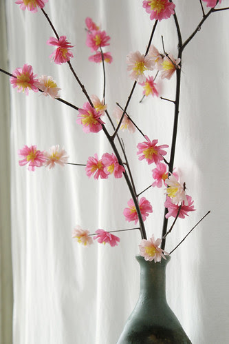 Paper Blossom Branches