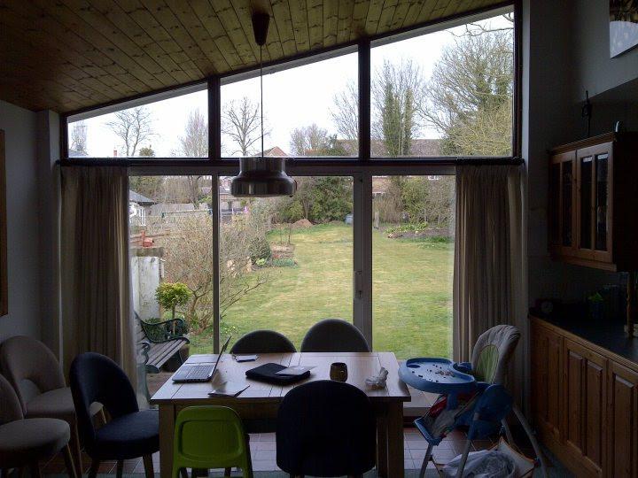 Unusual Bifold Door Window Combo Help Page 1 Homes Gardens