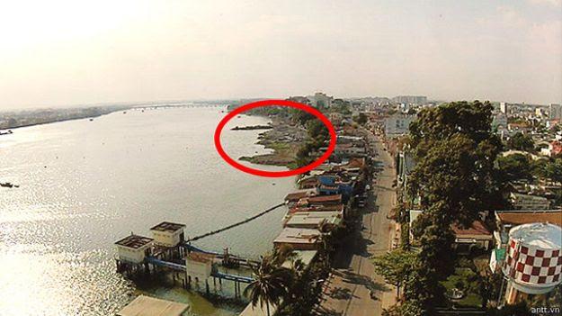Vụ lấp sông Đồng Nai