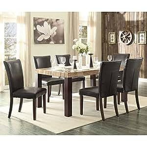 Amazon.com  Robins Dining Room Set  Table \u0026 Chair Sets