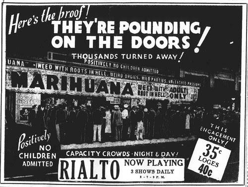 marihuana cinema