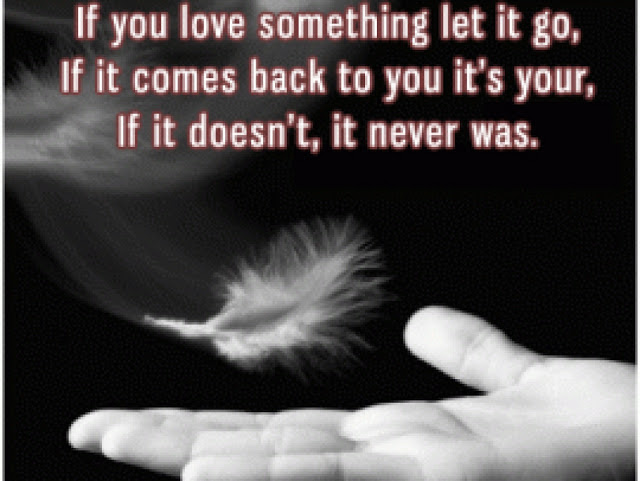 True Love Quote If You Love Something Let It Go Quotespicturescom