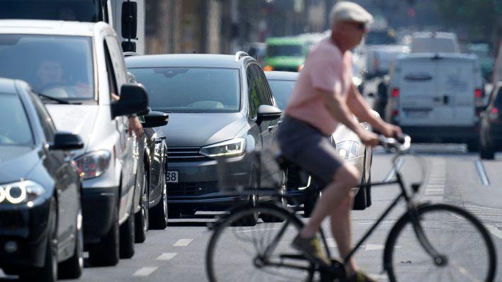 Radfahrende auf dem Kieker: Berliner Polizei kontrolliert verstärkt ab Montag