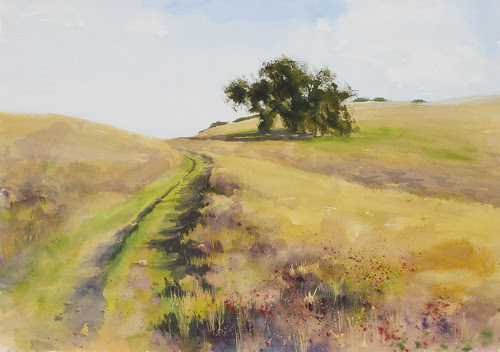 Oak Path by Spencer Mackay