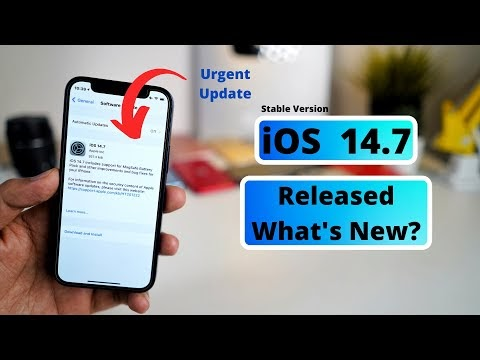 iOS 14.7 Final Version Released | What's new | Should you update?