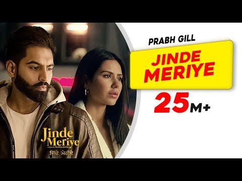 Prabh Gill HD Video, Jinde Meriye, Title Track, Parmish Verma, Sonam Bajwa, Pankaj Batra