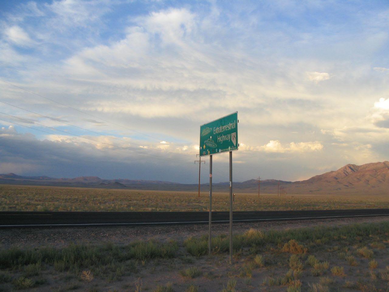 Little Al`e Inn, Rachel, Nevada, The Extraterrestrial Highway, Nevada State Route 375