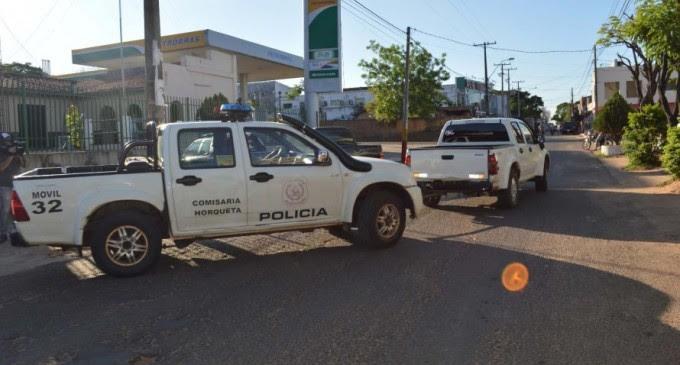 Resultado de imagen para HORQUETA.  Policía Nacional
