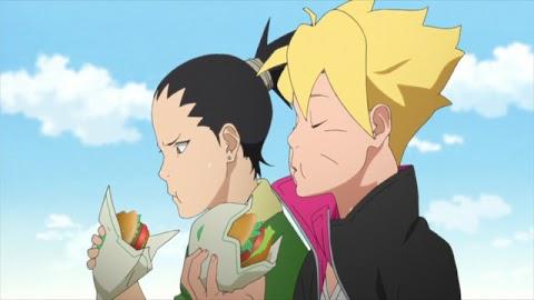 Boruto Anime Episode 1