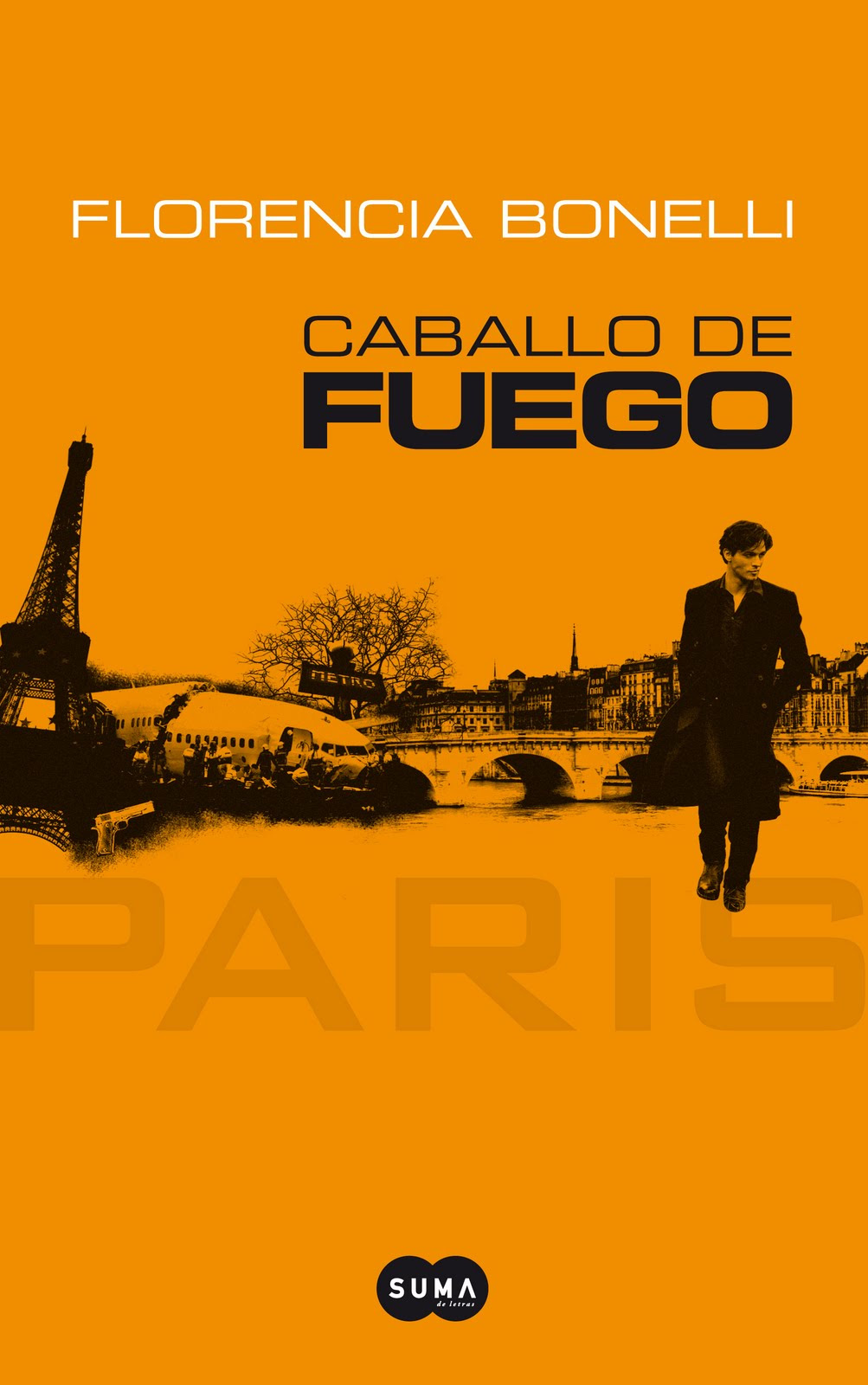 (Trilogía caballo de fuego 1) París