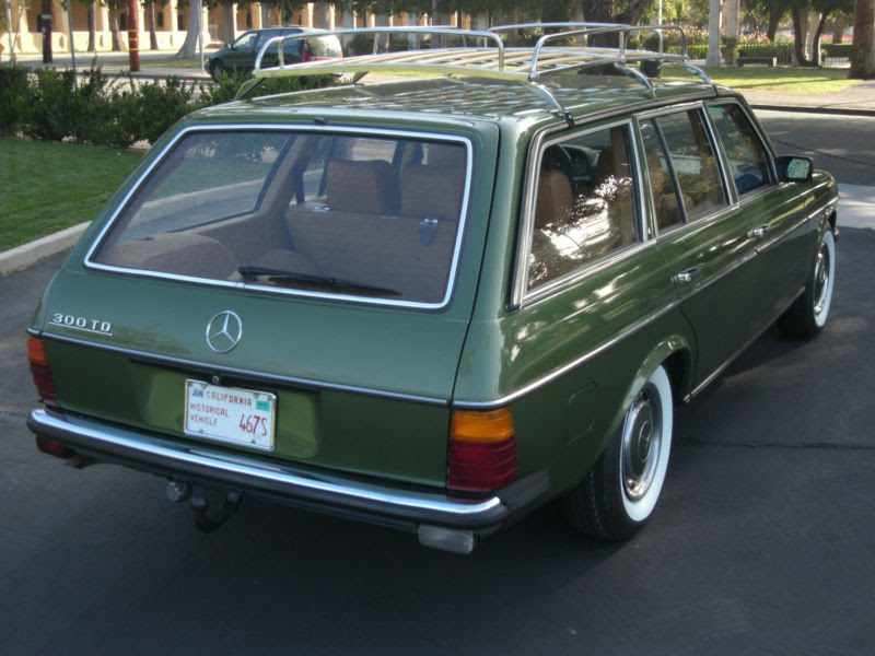 Amazingly fine 1980 Mercedes 300TD no reserve   German ...