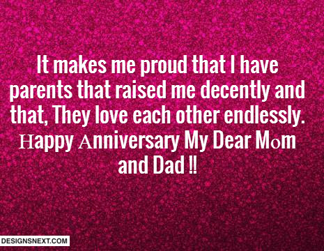 Quotes About Anniversary Of Parents 57 Quotes