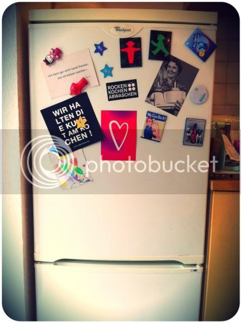 Altes Kühlschrankmonster