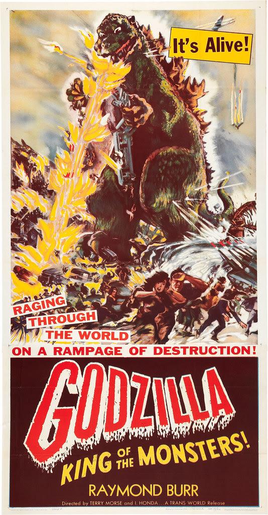 Godzilla 1956