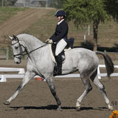 Kristi Nunnink of Auburn and R-Star took fourth in the CCI3*.