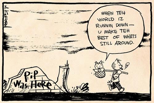 Laugh-Out-Loud Cats #1893 by Ape Lad