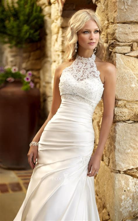 Ten Beautiful Lace Wedding Dresses ? BestBride101