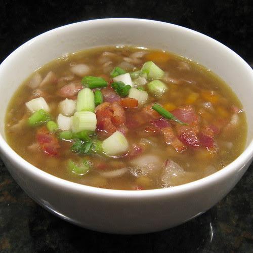 Bacon & Lentil Soup