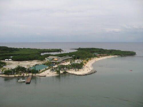 Остров Роатан