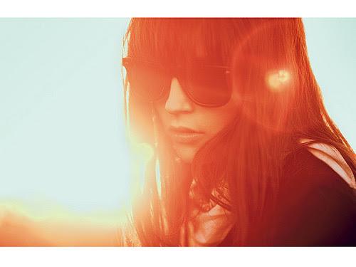 Sunset Fashion Photography