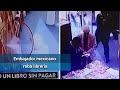 Escándalo: denuncian que el embajador de México en Argentina intentó robar un libro