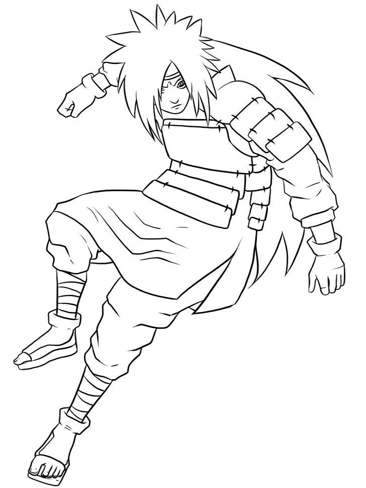 Naruto Drawing Step By Step at GetDrawings | Free download