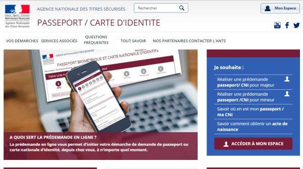 Cni Et Passeports